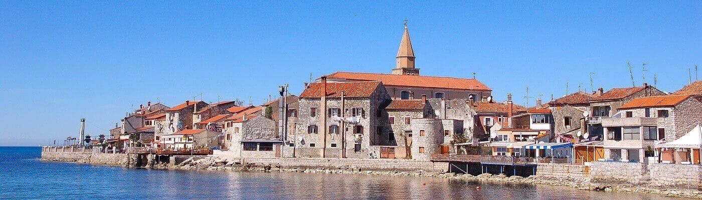 Badereise Kroatien Umag - Omnibus Lotter